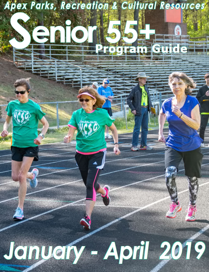 2019 January-April Senior Program Guide