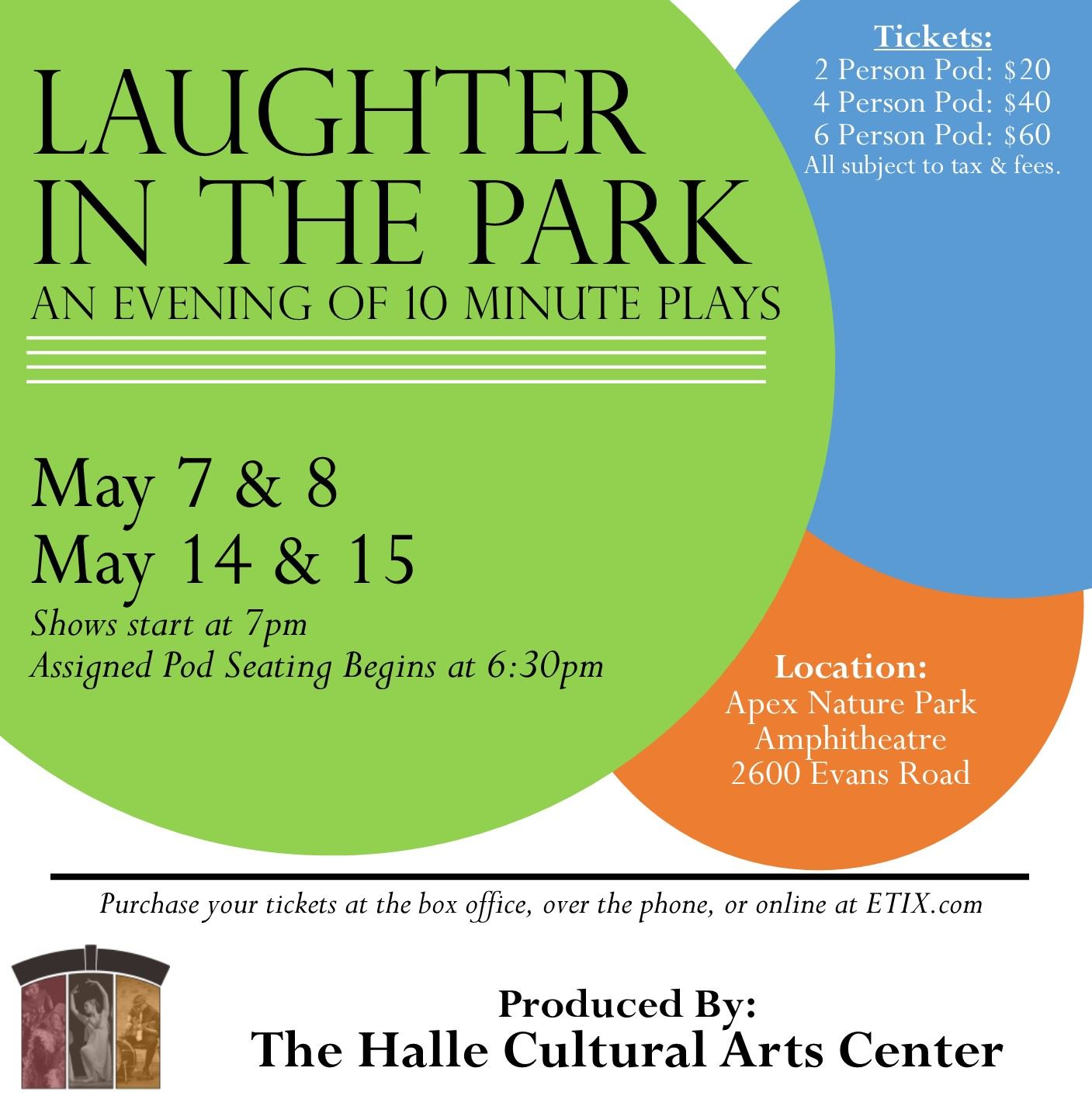 Laughter In The Park SQUARE