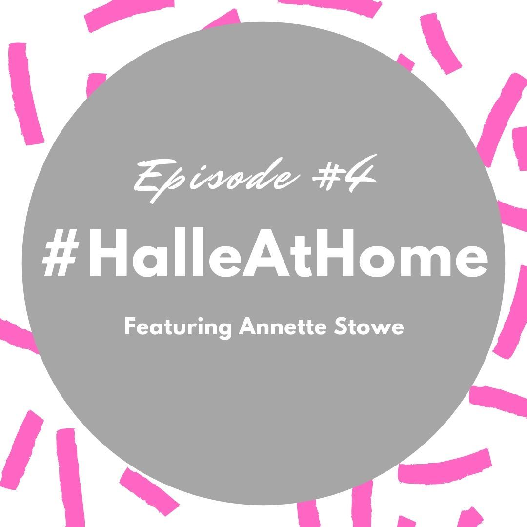 Halle At Home episode 4